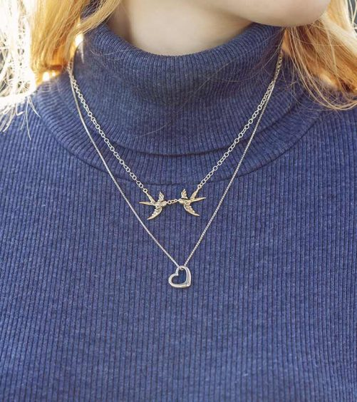 20 Latest Light Weight Gold Necklace Designs For Women