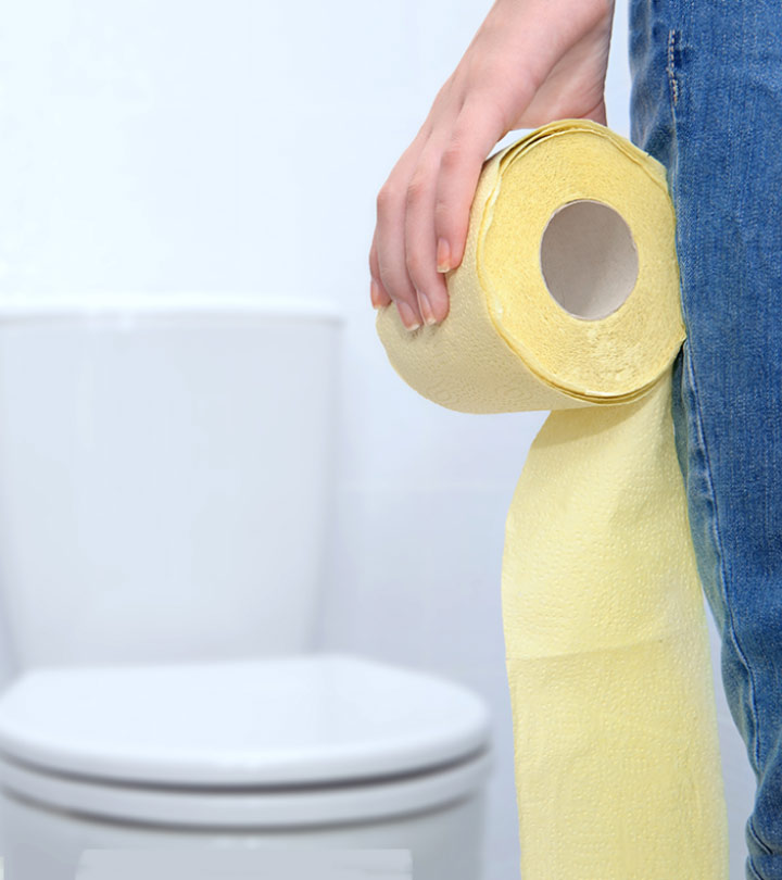 Why You Should Never Line Your Toilet Seat With Paper