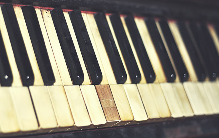 5. You Can Also Use Toothpaste To Clean Piano Keys.