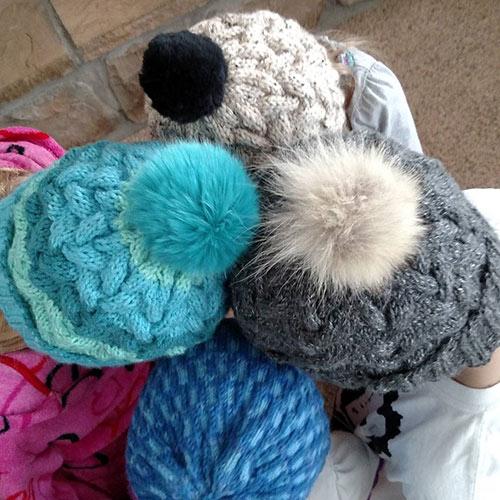 8. Winter Hats
