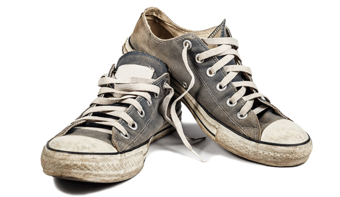 9. You Can Also Clean Your Shoes With Toothpaste.