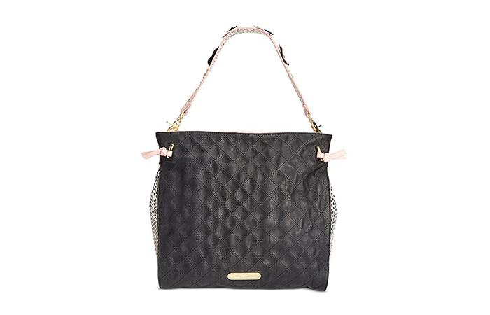 cd63409fe29d Best Selling Ladies Handbags In India - 7. Betsey Johnson Flower Strap Hobo