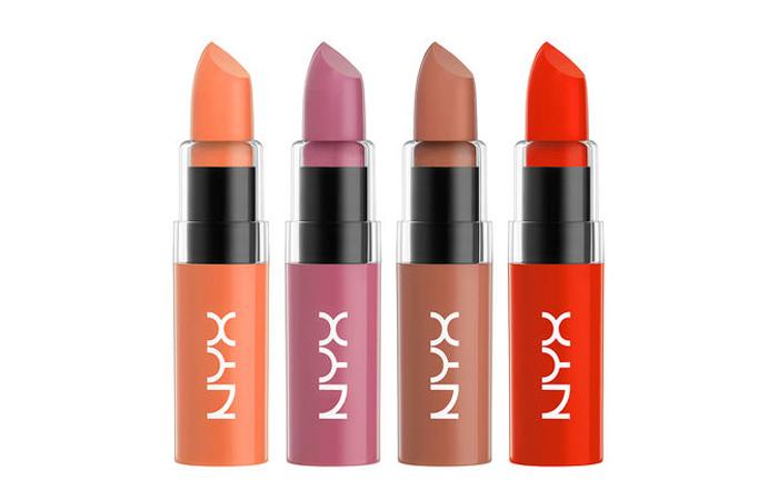 NYX Cosmetics - Butter Lipsticks