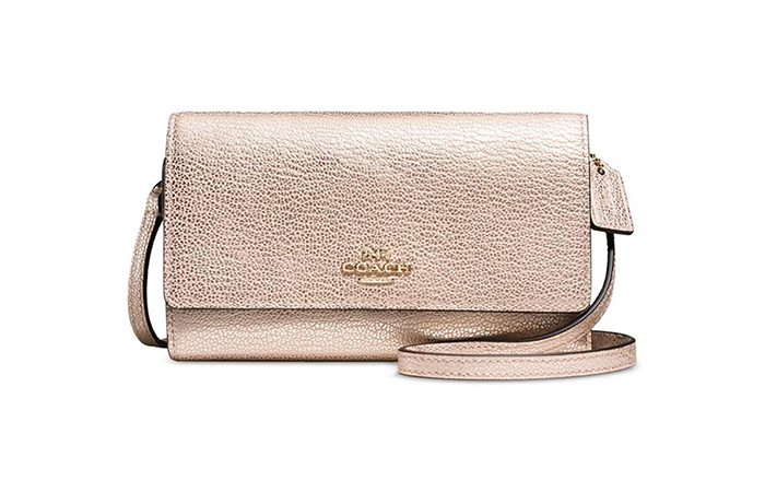 Best Selling Ladies Handbags In India - 11. Coach Phone Crossbody