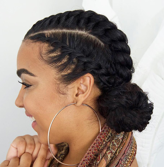 Flat-Twist-Low-Bun