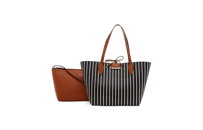 1a7dbb91f42d Best Selling Ladies Handbags In India - 6. Guess Bobbi Inside Out Tote