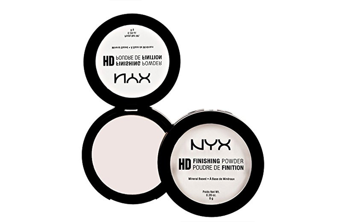 NYX Cosmetics - HD Finishing Powder