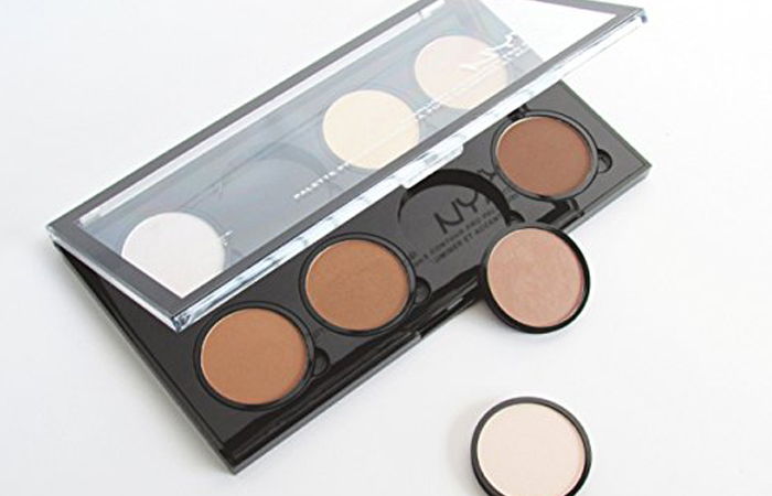 NYX Cosmetics - Highlight And Contour Pro Palette