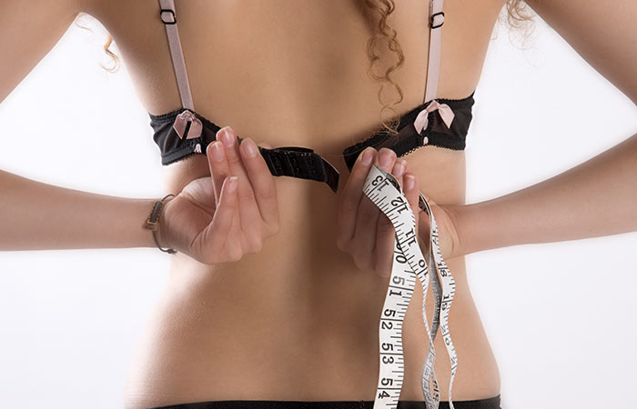 How To Choose The Right Bra - How To Measure Bra Size?