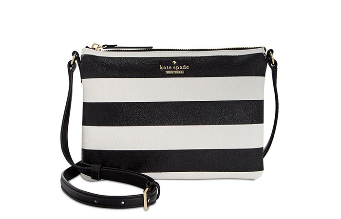 Best Selling Ladies Handbags In India - 12. Kate Spade Glitter Carolyn Crossbody