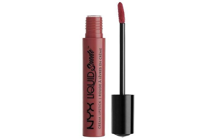 NYX Cosmetics - Liquid Suede Cream Lipstick