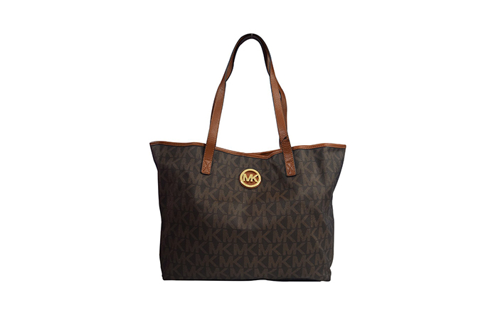 Most Popular Ladies Handbags In India - 1. Michael Kors Medium Travel Tote