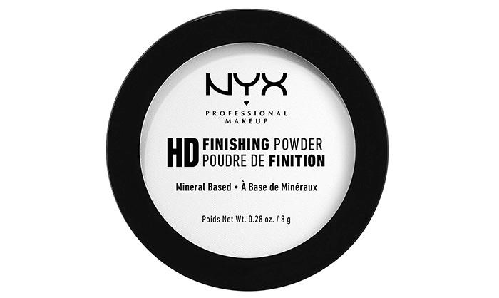 NYX HD Finishing Powder