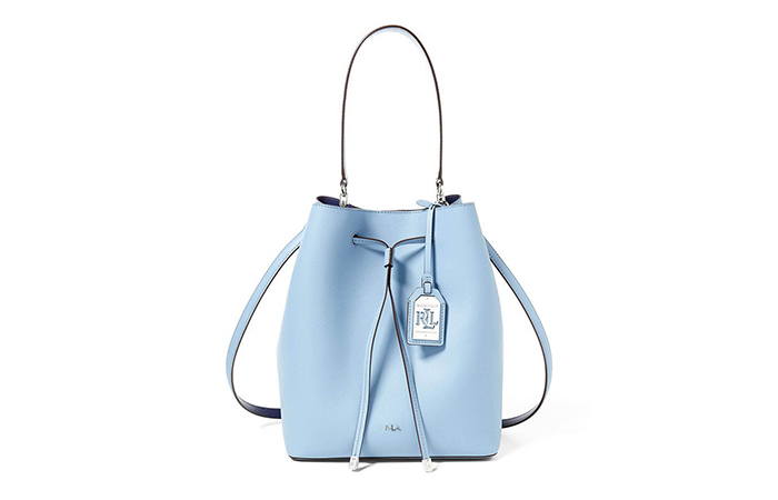 Best Selling Ladies Handbags In India - 8. Ralph Lauren Drawstring Bag