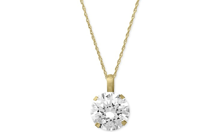 diamond weight specials classic christmas total pendant