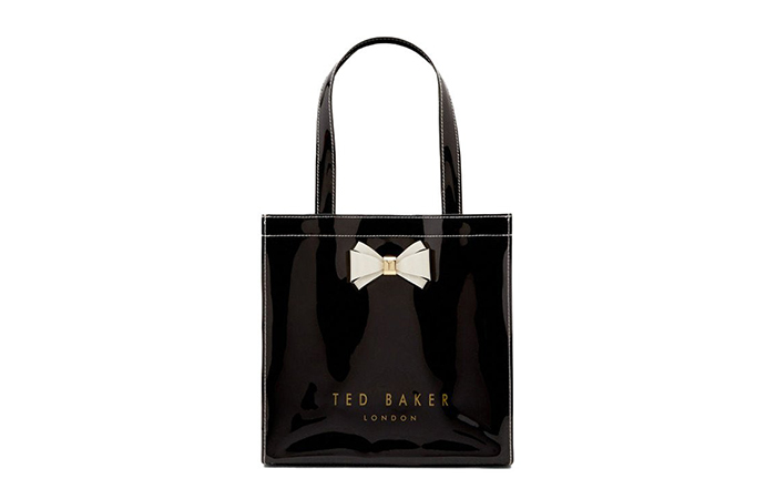 Best Selling Ladies Handbags In India - 5. Ted Baker Aracon Bow Detail  Small Bag 70c39df5a6ae8
