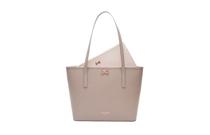 Most Popular Ladies Handbags In India - 4. Ted Baker Micro Leather Bag Pinit