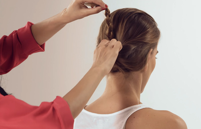 Tuck-your-braid-in-to-create-your-bun