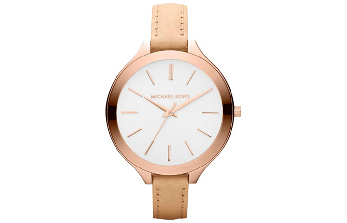 7c16490f2854 Best Michael Kors Watches For Women In India - 1. Slim Runway MK 2284
