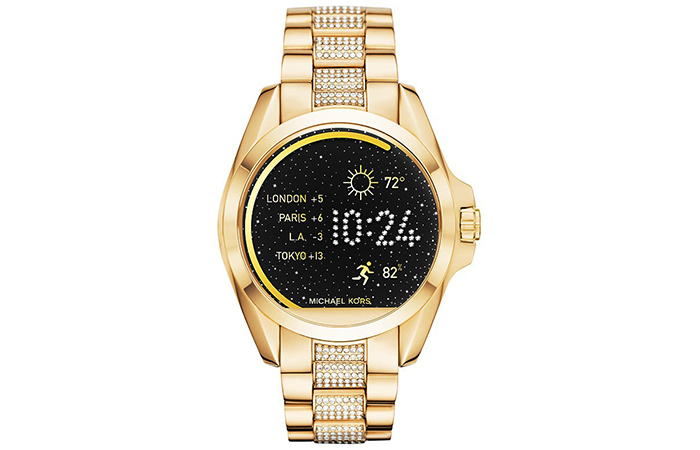 e98b2f28290a Most Popular Michael Kors Watches For Women In India - 18. Bradshaw  Smartwatch MKT5002