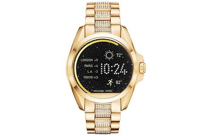 Most Popular Michael Kors Watches For Women In India - 18. Bradshaw Smartwatch MKT5002