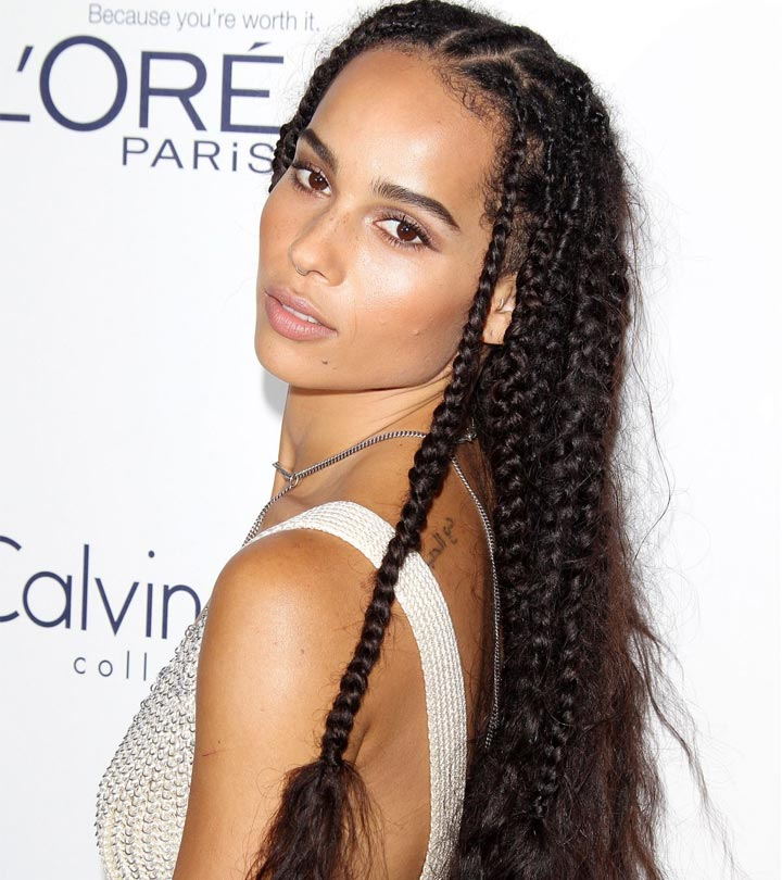 35 Bombass Ways To Style Your Bodacious Box Braids