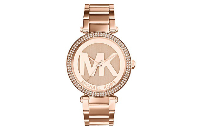 a559665a3652 Best Michael Kors Watches For Women In India - 2. Parker MK 6109