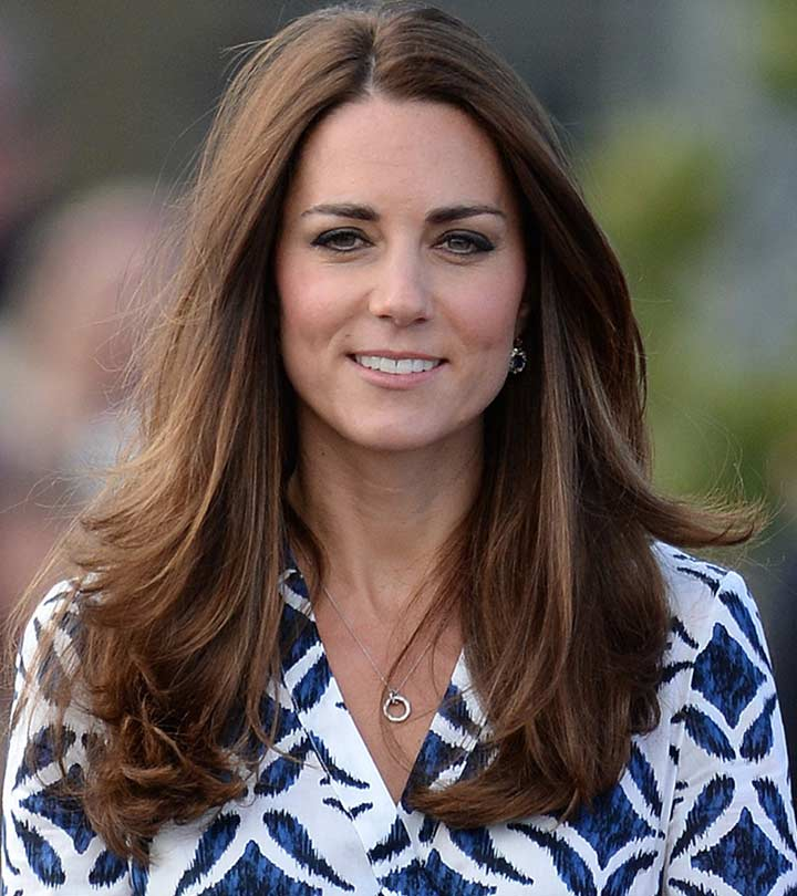 20 Kate Middleton Hairstyles That Will Make You Feel Like A Princess