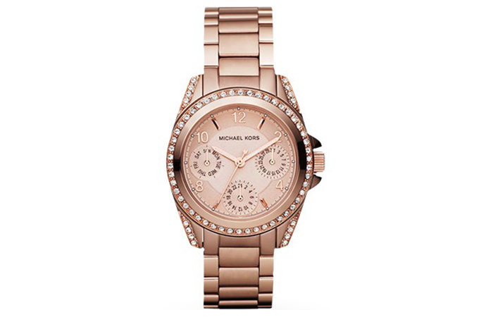 Best Michael Kors Watches For Women In India - 5. Mini Blair MK 5613