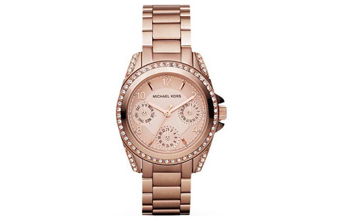3b7402470460 Best Michael Kors Watches For Women In India - 5. Mini Blair MK 5613