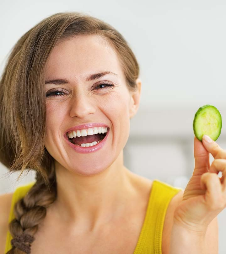 She Ate Cucumber Every Day, And Then Everybody Noticed That She Has Changed A Lot Suddenly. Here's What Happened!