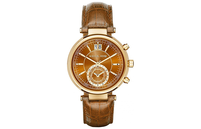 Best Michael Kors Watches For Women In India - 8. Sawyer MK 2424