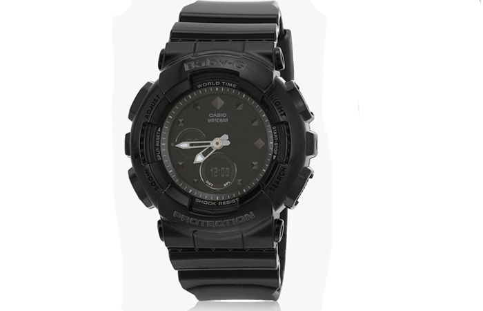 Best Selling Casio Watches For Women - 7. Baby-G With Black Dial