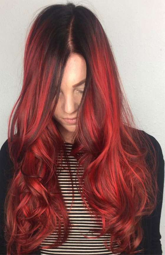 Bloody-Mary-Balayage