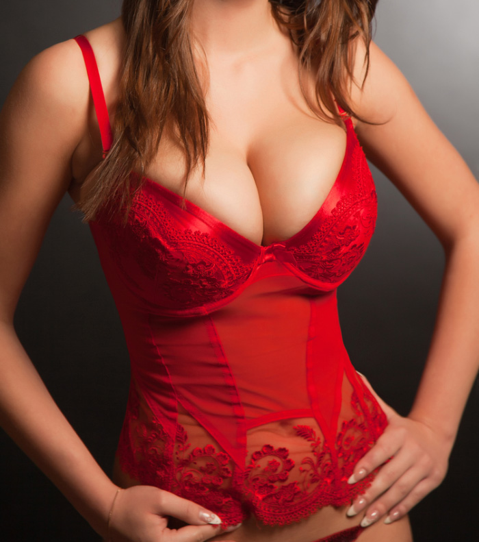 Different Types of Lingerie - 5. Bustiers