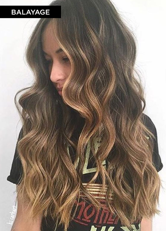 Balayage And Ombre What S The Difference