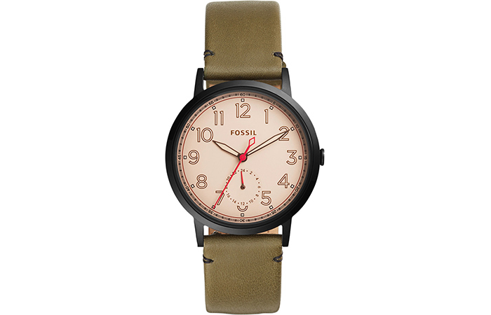 Best Fossil Watches For Indian Women - 15. Fossil Muse With Green Strap