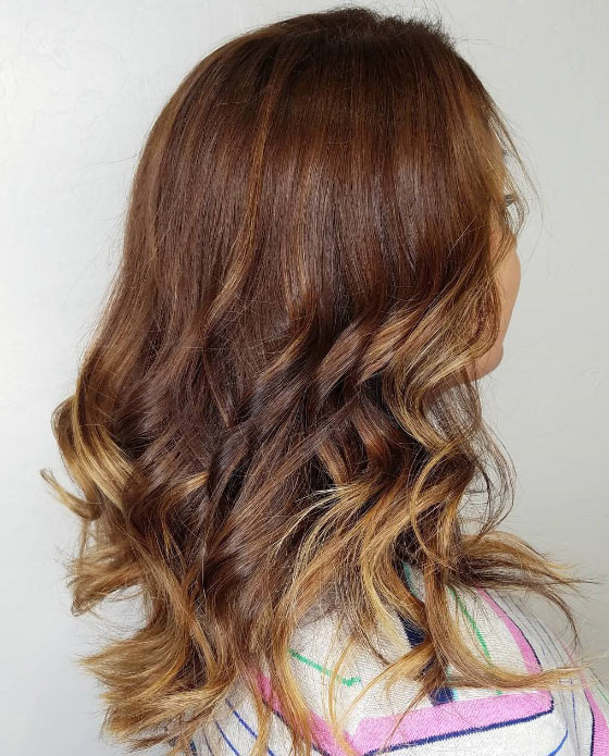 30 Stunning Balayage Hair Color Ideas