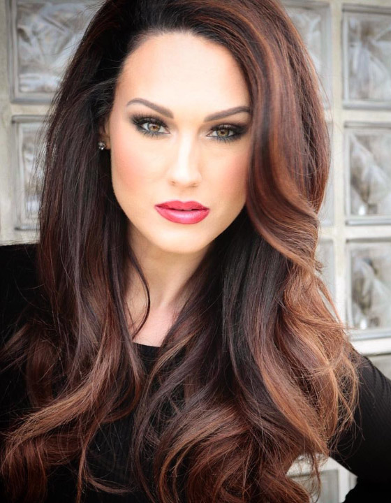 30 chic highlight ideas for your brown hair milk chocolate brown highlights solutioingenieria Gallery