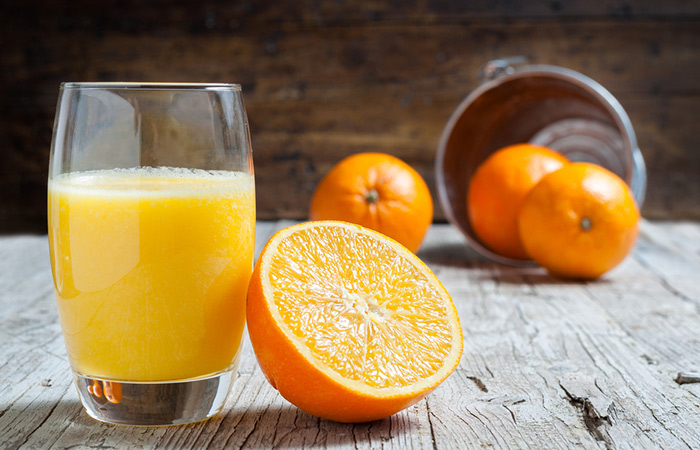 Juices To Treat Constipation - Orange Juice For Constipation