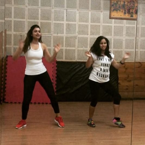 Parineeti-Chopra's-Workout-Plan