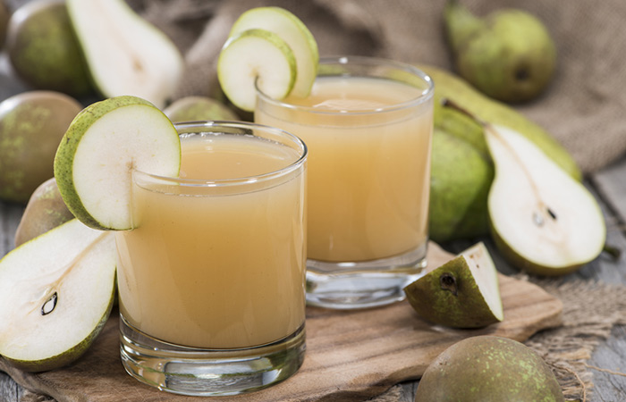 Pear-Juice-For-Constipation