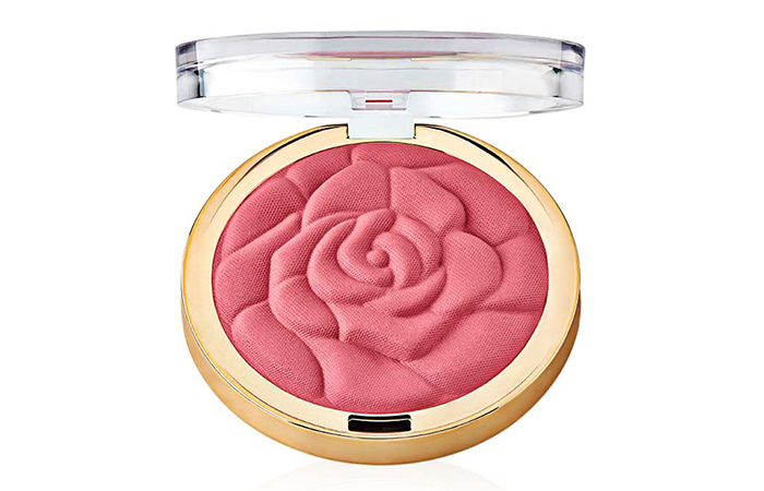 Romantic Rose Powder Blush by Milani