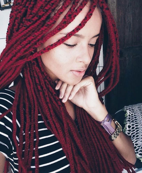 Style Your Bodacious Box Braids