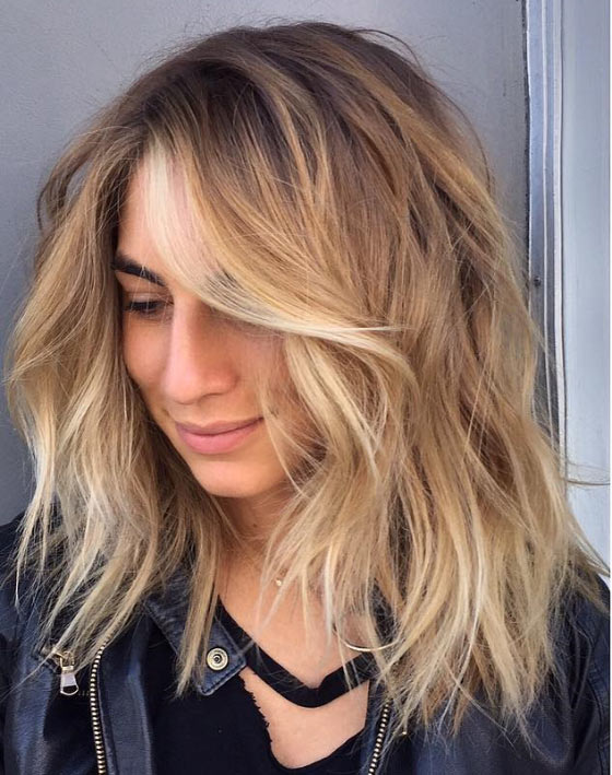 30 stunning balayage hair color ideas sunkissed blonde balayage solutioingenieria Choice Image