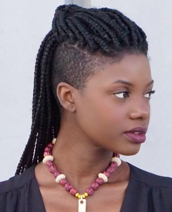 Undercut-Half-Up-Box-Braids