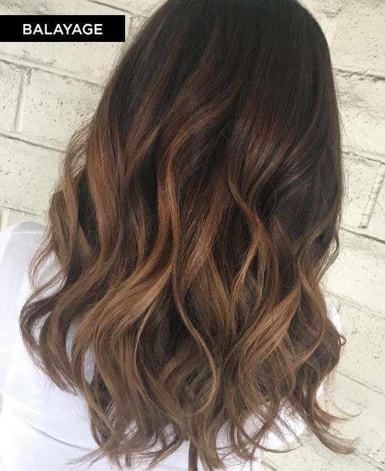 Balayage Or Ombre Hair