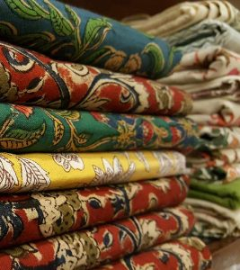 15 Timeless Kalamkari Sarees With Matching Blouse Designs You Need To Check Out Right Now