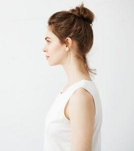 How To Do A Super Easy And Fast Half Bun Hairstyle