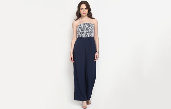 Blue-Strapless-Jumpsuit